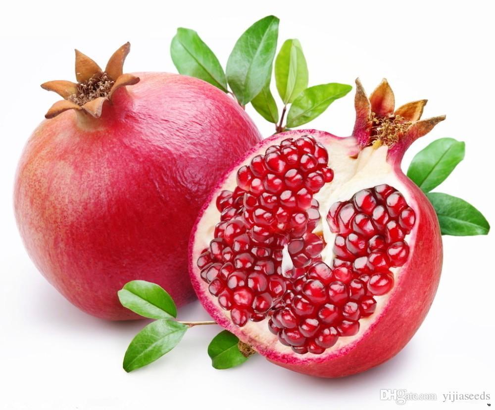 30 stücke bonsai granatapfel samen sehr süße Köstliche obst samen, sukkulenten Baum samen mini bonsai für zuhause geschenk