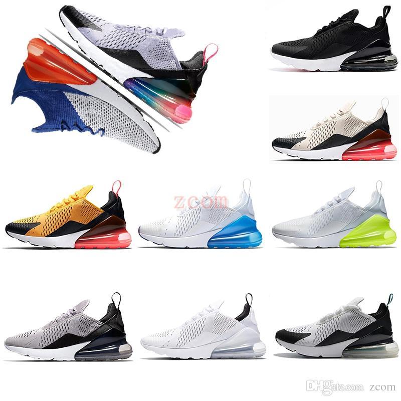 8ea2b8dd0c6139 2018 New 270 Shoes Betrue Running Shoes Mens Air Sole Flair Triple ...