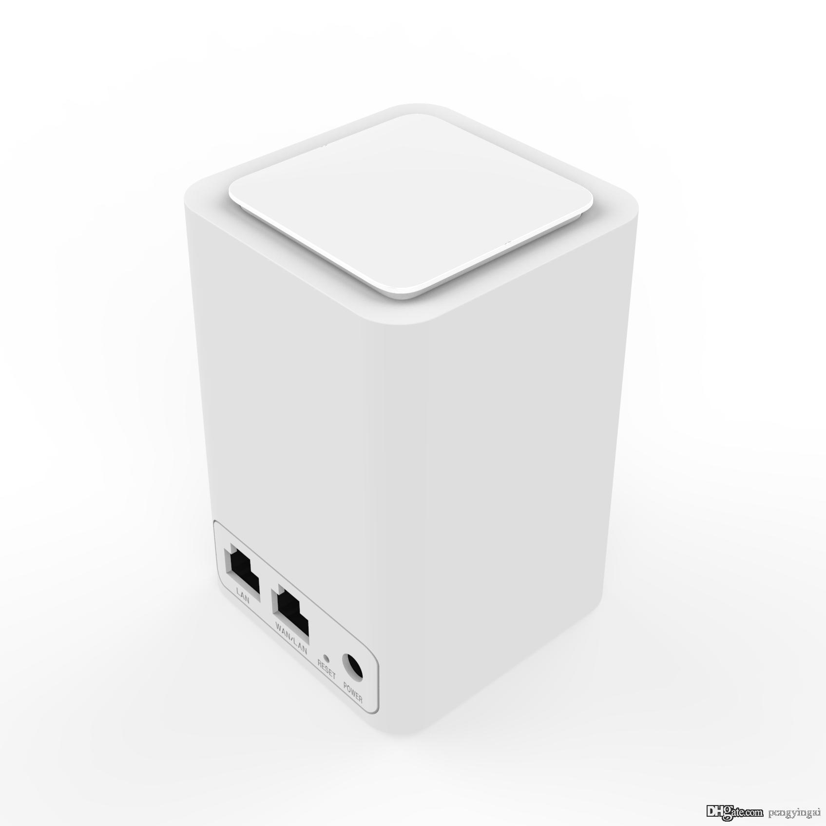 Birleşik Krallık / ABD / AB / AU Tak Sıcak satış Yüksek Kalite 300M 802.11N Ağ Kablosuz-N Tekrarlayıcı / Yönlendirici / AP