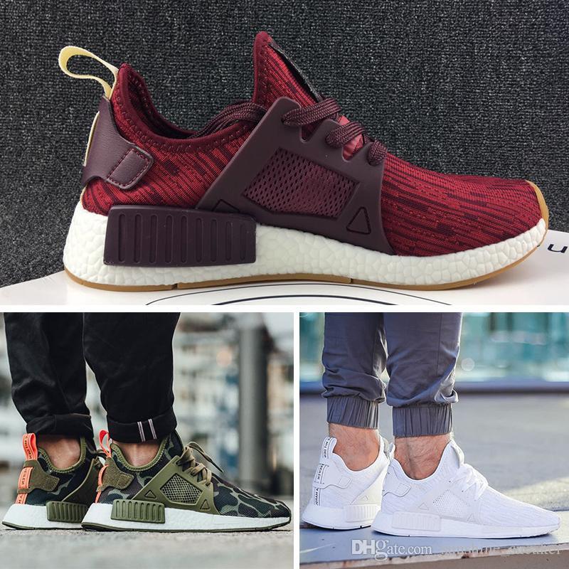 get adidas nmd r1 runner primeknit schwarz weiß c18fa 92262