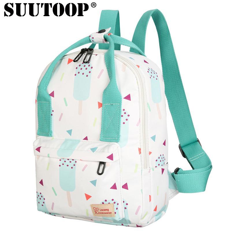 SUUTOOP Cute Japanese Stationery Canvas Backpack School Backpacks Travel  Rucksack Female Knapsack Laptop Bags For Teenage Girls Toddler Backpacks  Mens ... 2f5cf4c3bb2df