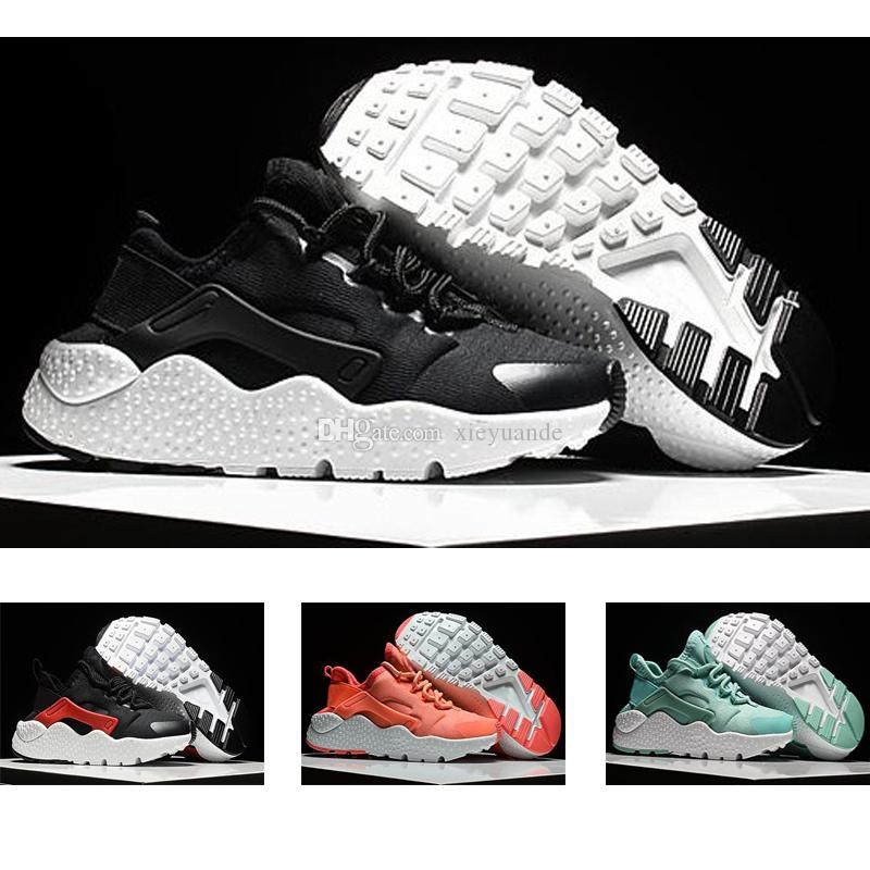 the best attitude 9e26b 18ac8 Acheter Nike Air Huarache 1 3 4 Zoom Air Huarache Enfants 2018 Nouveau  Chaussures De Course Infant Run Enfants Chaussures De Sport En Plein Air De  Luxe ...