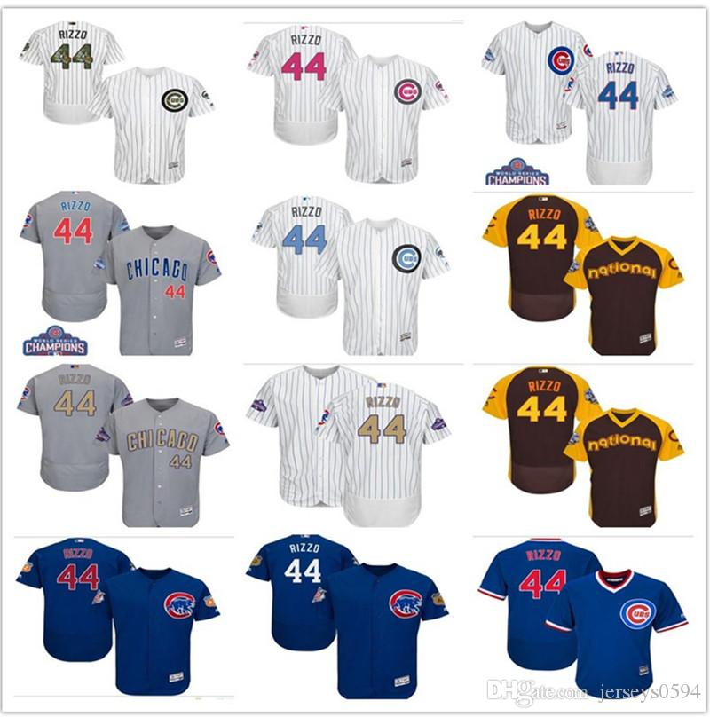 f7c86d50f33 2019 2019 Chicago Custom Men S Women Youth Majestic Cubs Jersey  44 ...
