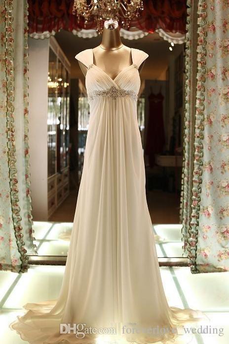 Réel Images Sweetheart Ruched Empire demoiselle d'honneur robe pour le mariage