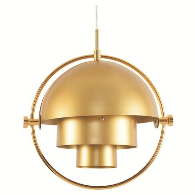 Modern Pendant Lights Metal Pendant Lamp Changable Semi Circular E27