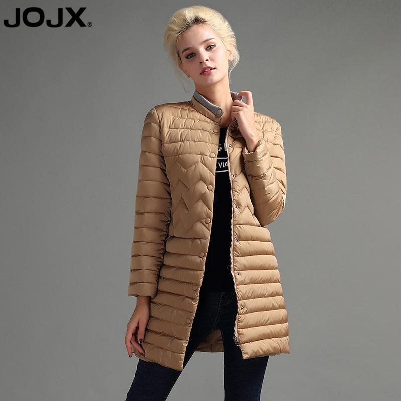 cf32848ff7a7 Großhandel Jojx Frühling   Herbst Neue Mode Dünne Jacke Frauen Dünne Parka Frauen  Wintermantel Warme Outwear Hohe Qualität Baumwolle Mäntel Kleidung ...