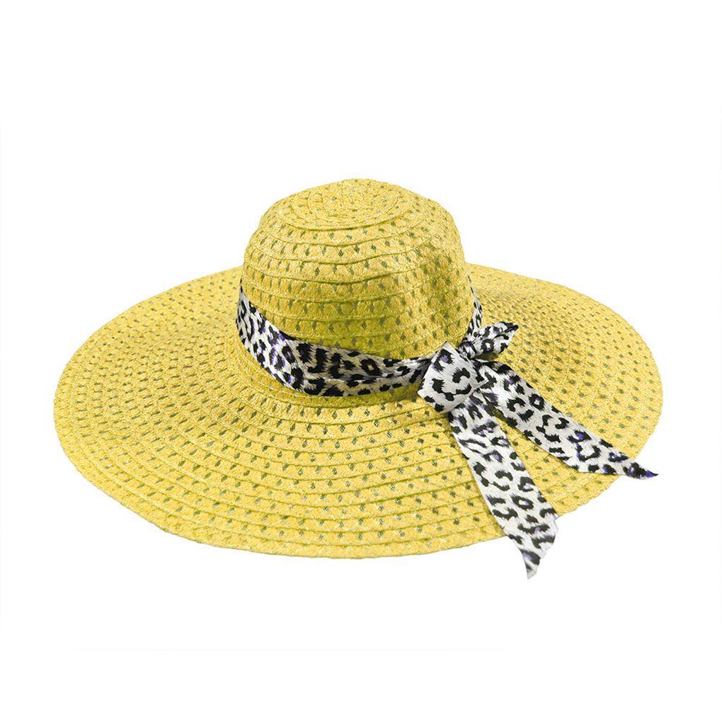 44e07dbf New Women Beach Hat Lady Cap Wide Brim Floppy Fold Summer Bohemia Sun Straw  Hat Dropshipping Trilby Stetson Hats From Hilaryw, $27.68| DHgate.Com