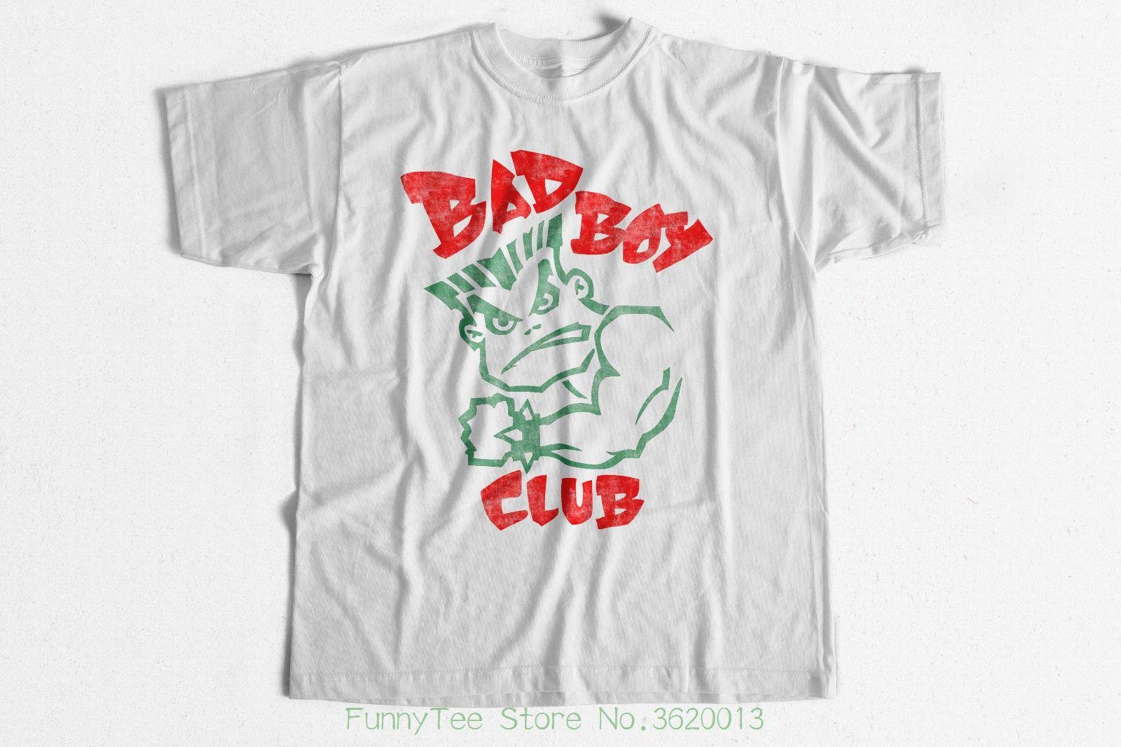 Vintage Surfer T Shirt Bad Boy Club 1980s Retro Surfer Shirts