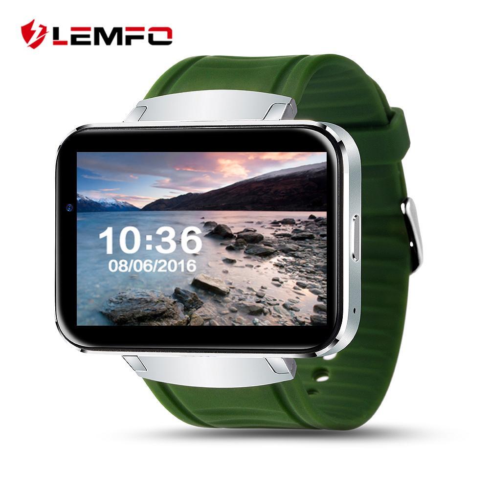0ff068875e7e Умные Часы Связной Сюрприз! Lemfo Lem4 Android Os Smart Watch Телефон  Поддержка Gps Sim Карта Mp3 Bluetooth Wifi Smartwatch Для Apple Ios Android  Os Умные ...