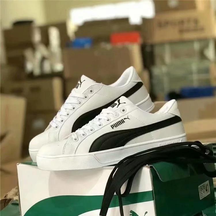 1bcd04413 Compre PUMA Zapatillas De Lona De Moda Zapatos Unisex Zapatos De Moda Para  Caminar Zapato De Marca Para Hombres Y Mujeres Zapatillas Zapatillas De  Lujo A ...