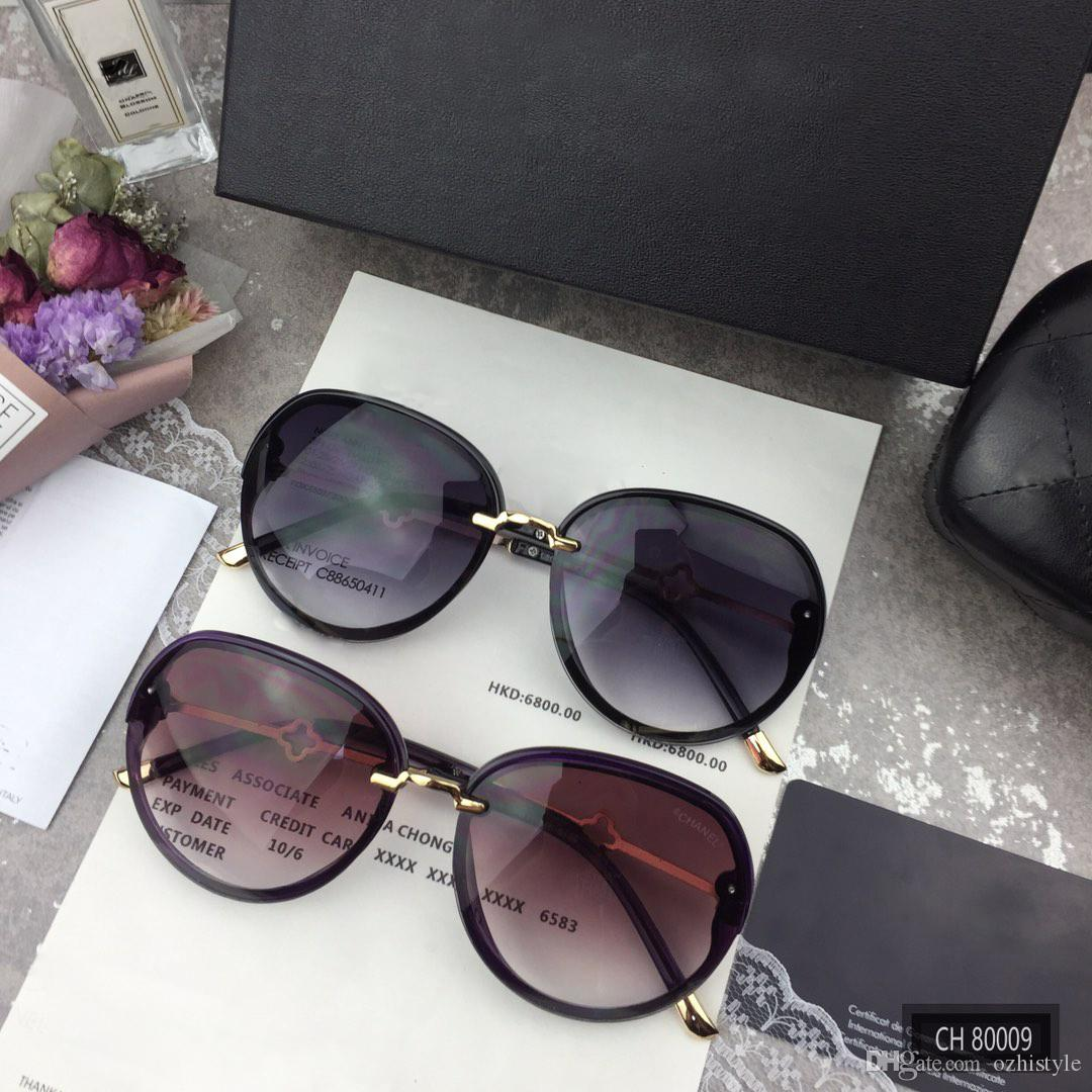 Großhandel Populäre Chanel Art Und Weisedesigner Sonnenbrillefrauen ...