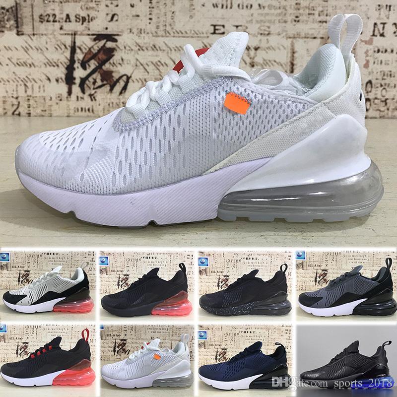 watch 5e703 9385c Acquista Nike Air Max 270 Foto Scarpe Da Corsa Blu Navy Teal Mens Flair  Triple Nero Scarpe Da Ginnastica Sport AIR Medium Olive Bruce Lee Scarpe Da  Tennis ...