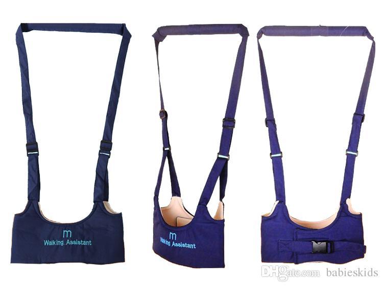 Cintura da passeggio bambini Cinghietti cinghie regolabili Baby Learning Walking Assistant Fascia bebè bambini Protezione imbracature di sicurezza bambini
