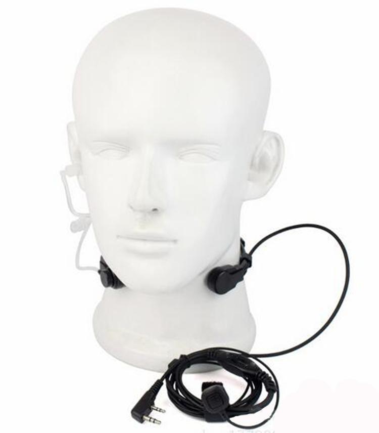 Extendable-Throat-Mic-Earpiece-Headset-For-CB-Radio-Walkie-Talkie-BAOFENG-UV-5R-UV-82-GT (4) -