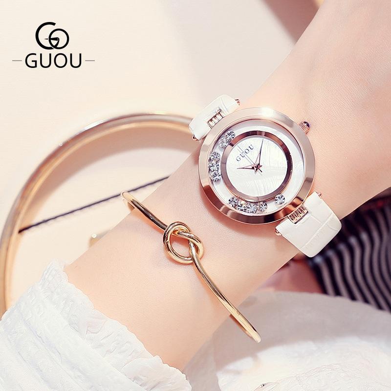 Compre Mire El Reloj De Acero Para Mujer Dama MK Calendario Lazada Oro Rosa  Al Por Mayor Reloj De La Frontera A  49.6 Del Hongxuanstore02  36f7930918a8