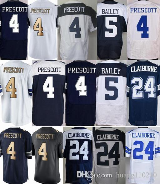 5ddf430aef3 ... dallas cowboys jersey size l 1832073107 dbda7 c6e6c; new zealand 2018  mens 5 dan bailey jersey blue white gold color rush 4 dak prescott