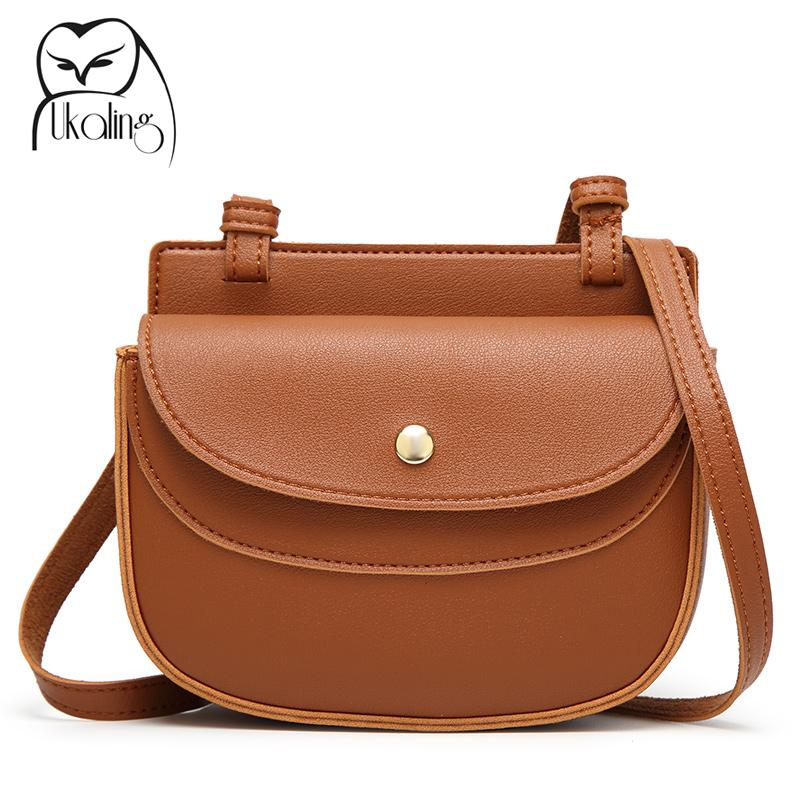 84284a4e60b3 UKQLING Brand Vintage Flap Women Messenger Bags Ladies Saddle Shoulder Bag  Female Handbag Small Clutch Purse Belt Strap Bolsa Bolsa Brand Brand  Handbags ...