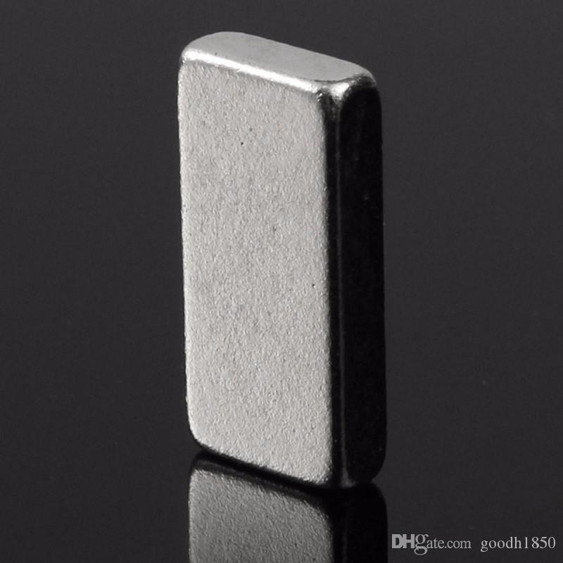 10 x5 x 2mm N52 Block Magnets Rare Earth Neodymium Permenent Magnets Super Strong Block Small Magnet 10mm x 5mm x 2mm Hot