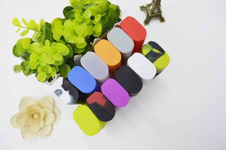 Subox Mini 50W Silicone Cases Silicon Skin Cover Rubber Sleeve Protective Covers Skin For Kanger Kangertech Kbox Mini 50 W Box Mod DHL