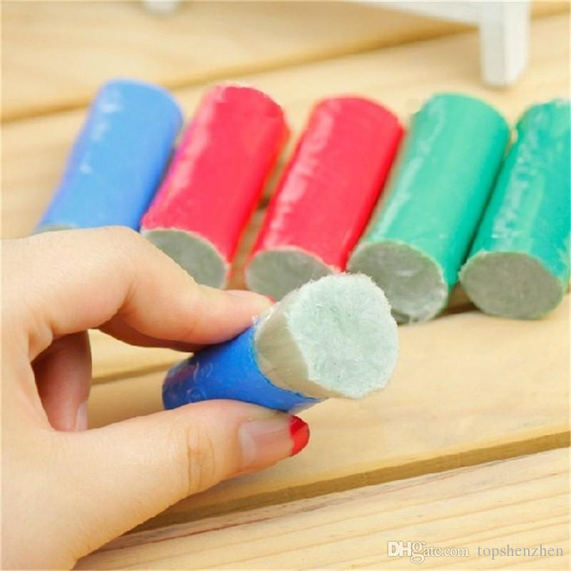 Magic Stick Stainless Steel Decontamination Cleaning Brush Metal Rust Remover Cleaning Stick Wash Brush Pot