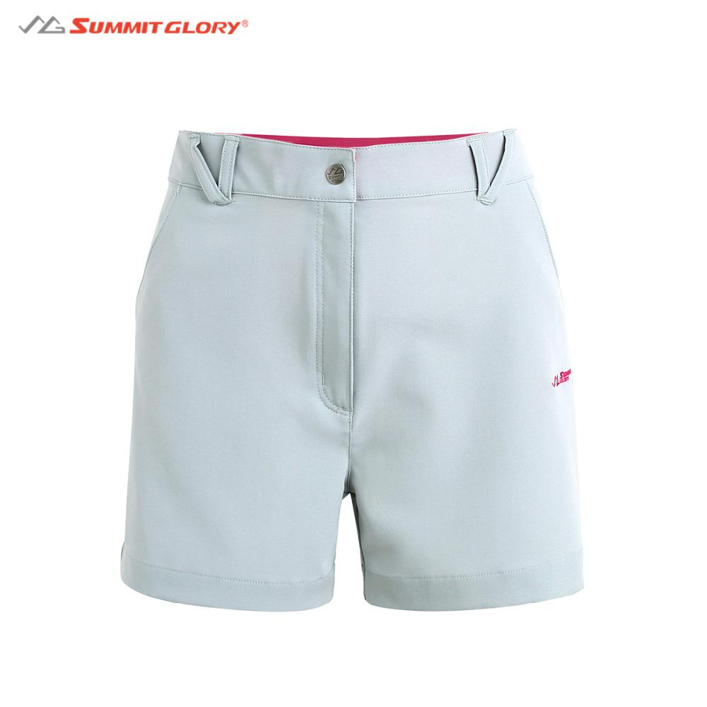 c90a971a20 Women's Hiking Shorts Summit Glory Summer New Arrival 2018 Quick Dry  Outdoor Climbing Trekking Shorts Brand Clothing