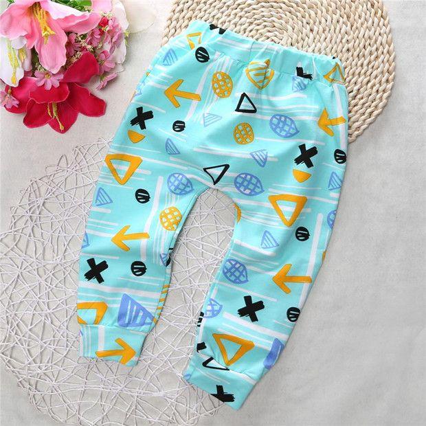 vestiti del bambino disegno sveglio pantaloni bambini ragazze ragazzi Harem pantaloni bambini pantaloni vestiti del bambino BAMBINI RACCONTI nuovo