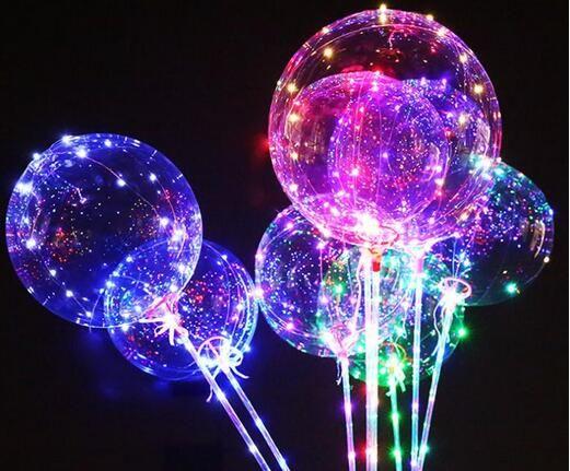 Ballonnen Met Licht : Großhandel zoll led licht ballon led bobo ballon lichter für