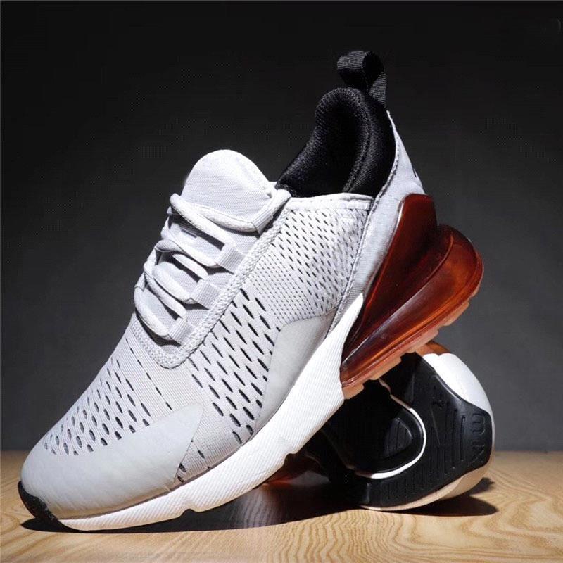 the best attitude d34d9 25585 Nike Air Max 270 Airventa Caliente Nuevos Zapatos De Diseñador 270  Zapatillas Para Hombres Mujeres Zapatillas De Deporte Entrenadores Hombre Deportes  Para ...