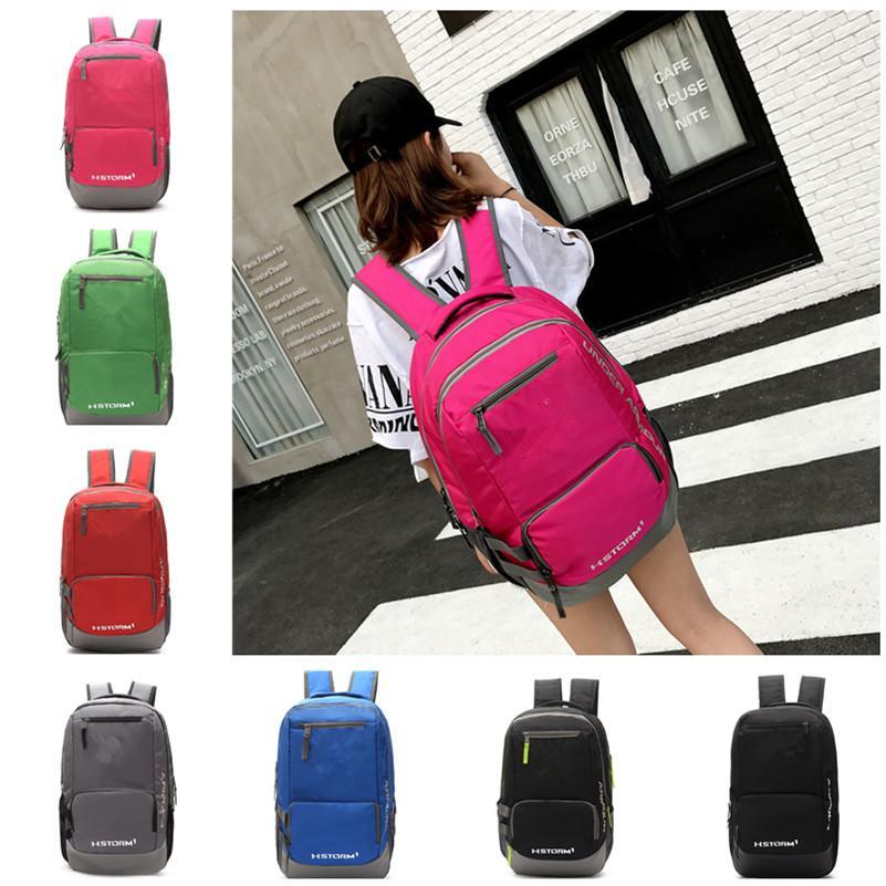 Unisex U A Backpack Boys Girls School Bag Teenager Shoulder Bags ... e8678151acedf