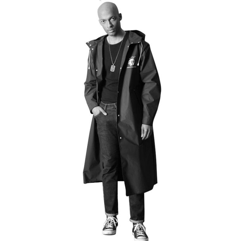 ff4c12591f3 Black Outside Rainwear Raincoat Women Rainwear Men Rain Coat Single Person Waterproof  Poncho with Hat Rain Gear Raincoats Cheap Raincoats Black Outside ...