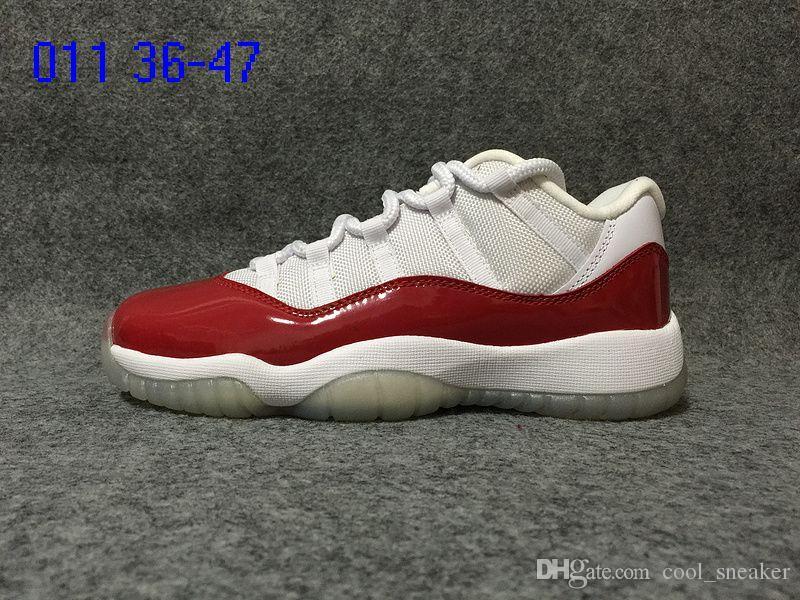 Scarpe da basket Nike Air Jordan 11 Uomo Space jam uomo Scarpe da basket 11 basse sneakers Athletic XI Sport