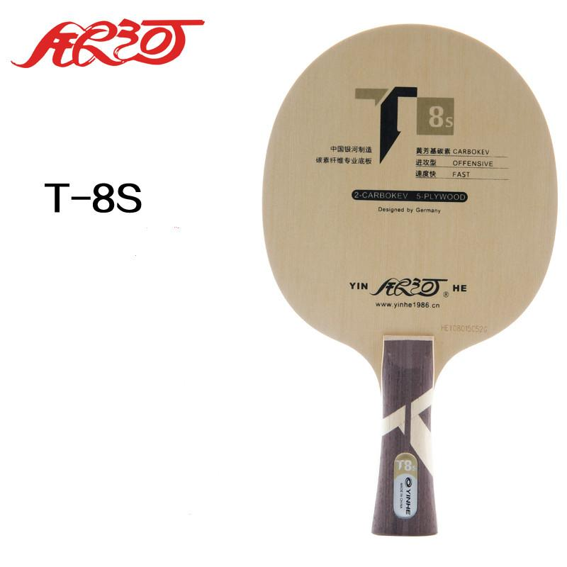 884c5865a39 Genuine Yinhe  Galaxy T -8S Table Tennis Blade Boost 5Wood + ...