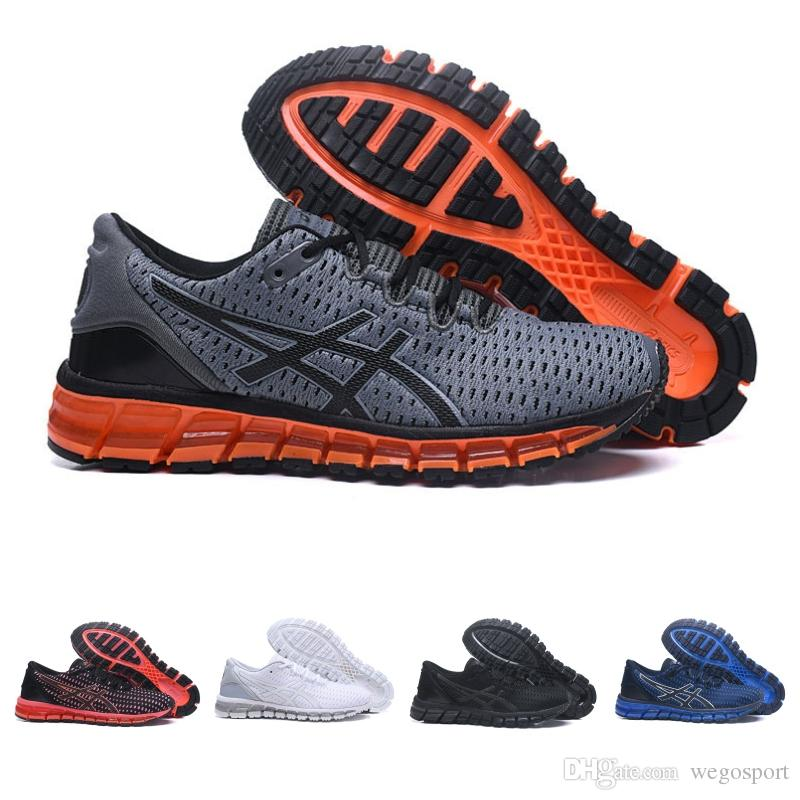 the best attitude 9d9d8 fe0d7 2019 New Asics Mens Gel-Quantum 360 Shift Breathable Running Shoes Pure  White Cheap Runner Sport Racing Sneakers US 7-11