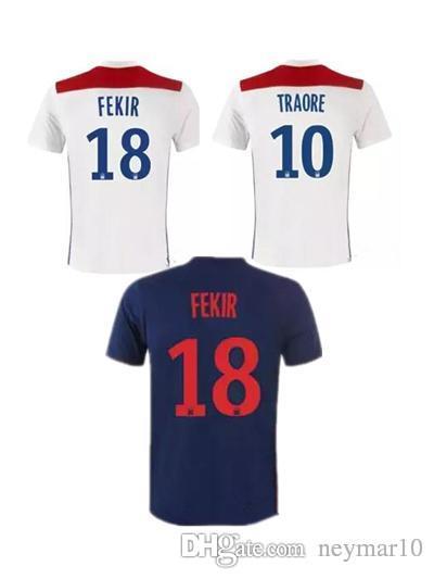ensemble de foot Olympique Lyonnais online