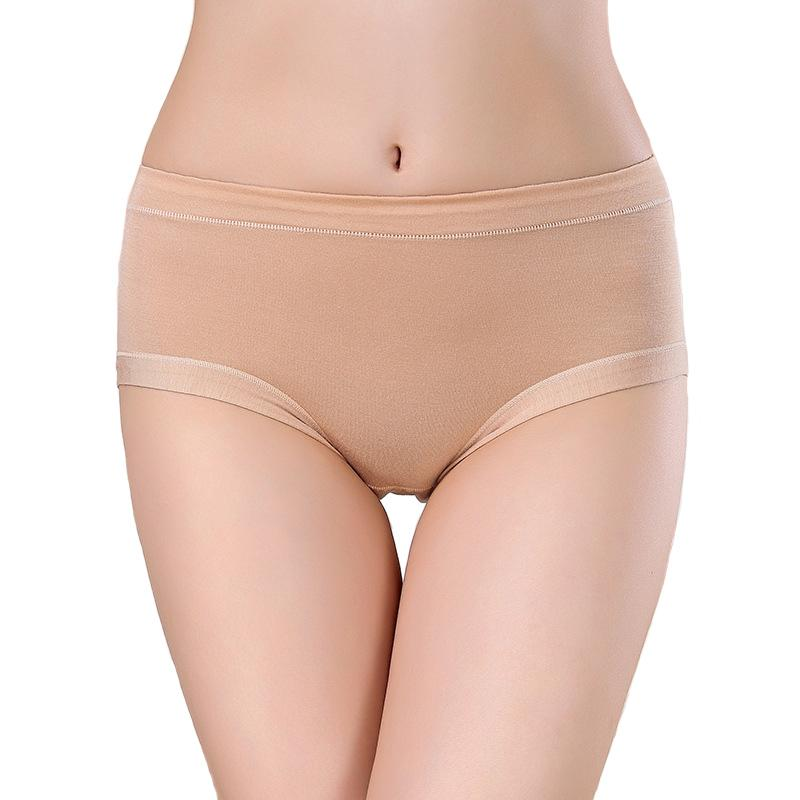 Menstrual Period Underwear Women Modal Cotton Panties Ladies Seamless Lengthen Panties Physiological Leakproof Female lingerie