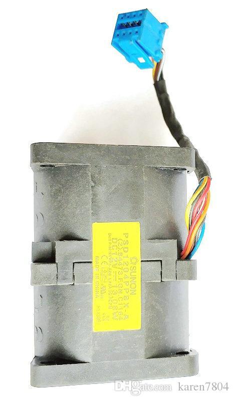 PSD1204PPBX-A AB6705HX-TB3 5V 0.4A dispositivo di raffreddamento CPU cpu Gateway M6000 M-6000 CPU