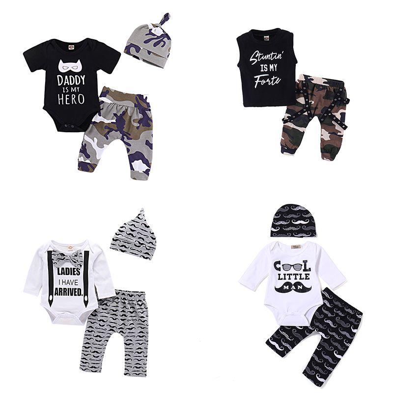 2ec8c472fe7580 Großhandel Coole Boy Kleidung Sets HERO Letters Druck Shirt Top Hosen Shark Shorts  2 Tlg 3 Stück Anzug Kids Sommer Frühling Herbst Outfits 0 24M Von ...