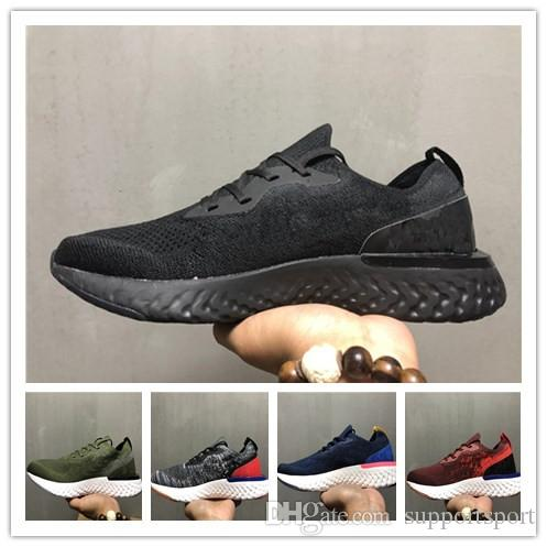 0982e74039595 Epic React Running Shoes Men Women Casual Instant Go Fly Knitting ...