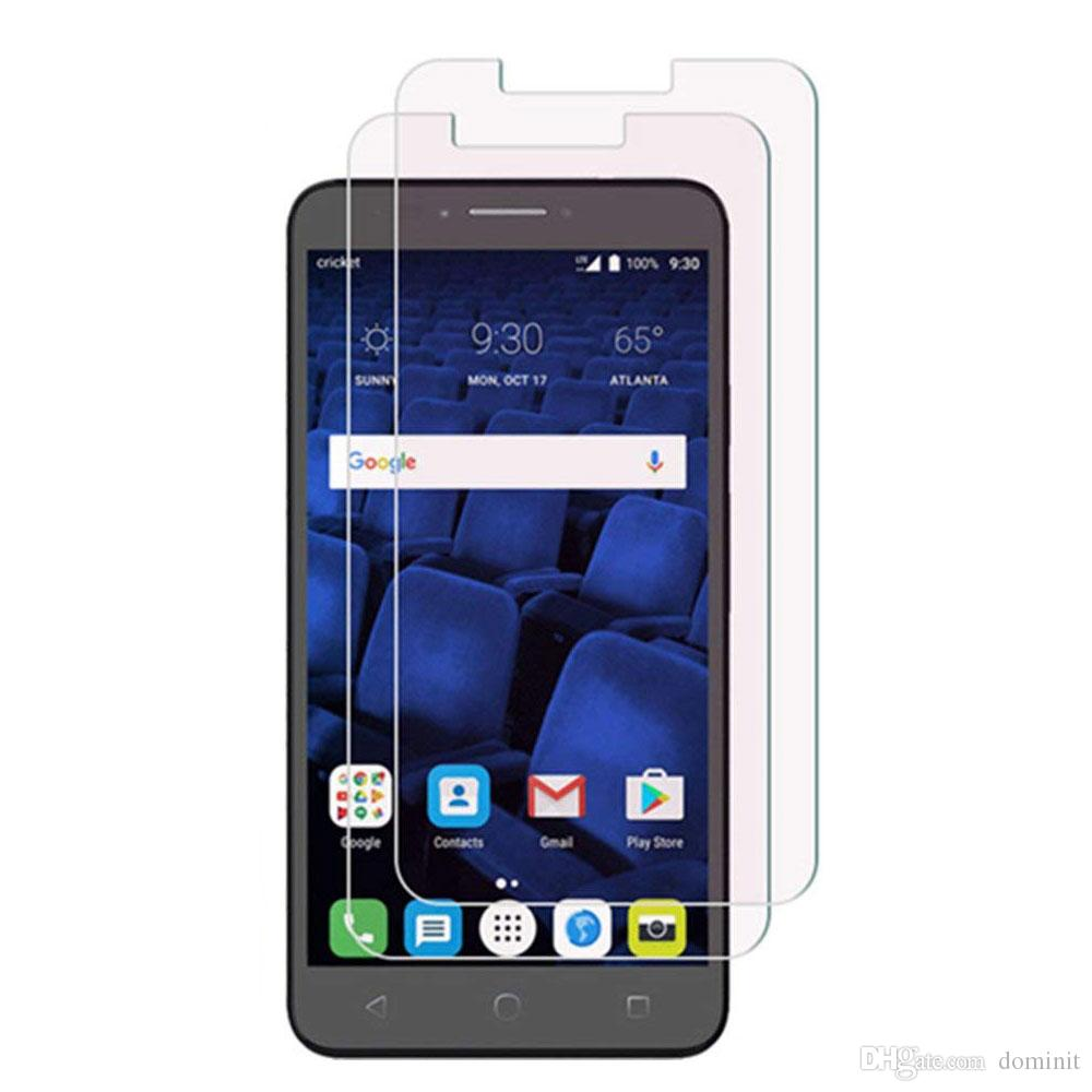 For Alcatel OneTouch PIXI 3 Tempered glass Screen Protector 2018 NEW Iphone  XR XS MAX X 8 7 6 Samsung J6 J7 J3 PRIME S7 S6