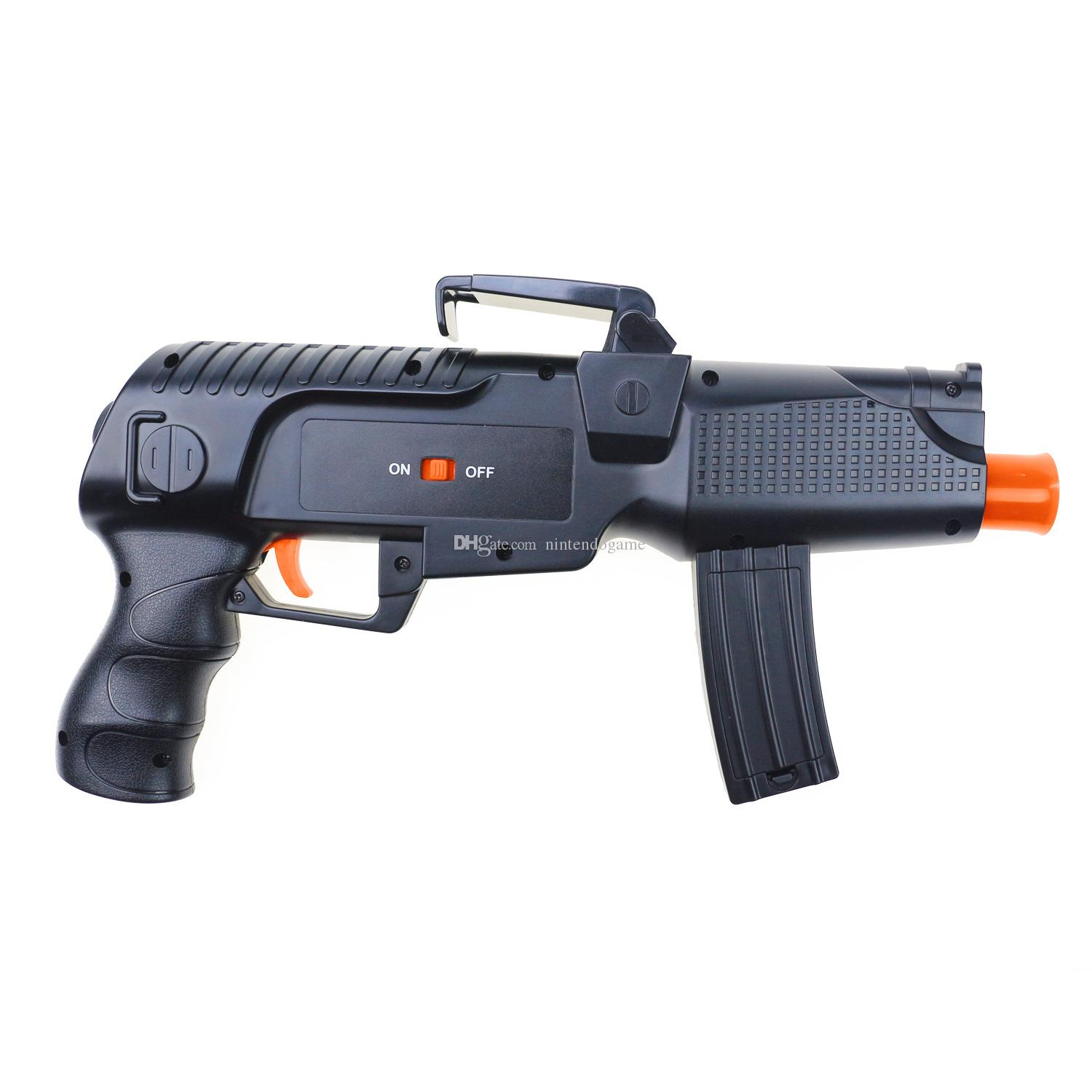 Hot AR Game GUN Gamepad Joystick Bluetooth Controller Remote Control Toys Gun Ar Blaster For iPhone Android Smart Phone Retail package