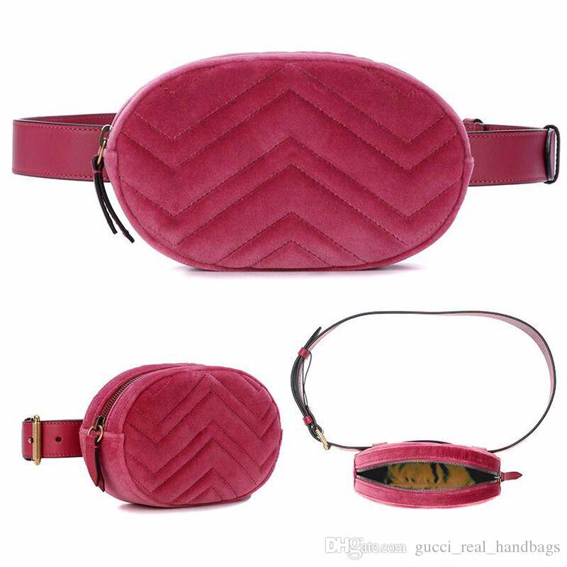 NEW High Qualityh Winter Velvet Waist Bag Most Popul Luxury Handbags For  Women Bag Designer Mini Messenger Bags Cross Body Shoulder Bags  87 Ladies  Handbags ...