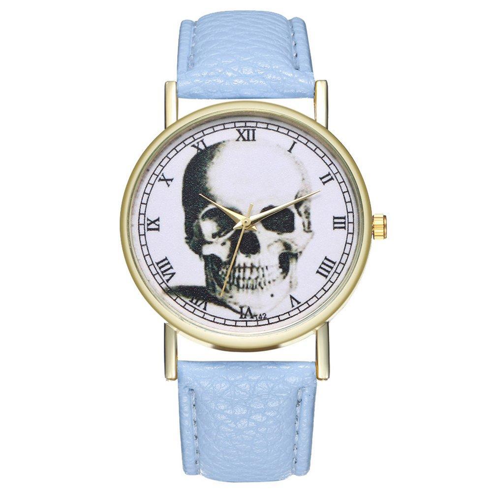 Popular Brand Top Brand Luxury Girl Quartzwatch Men Woman Watch Leather Quartz Wrist Watch Fashion Planet Jupiter 2018 Relogio Feminino Watches