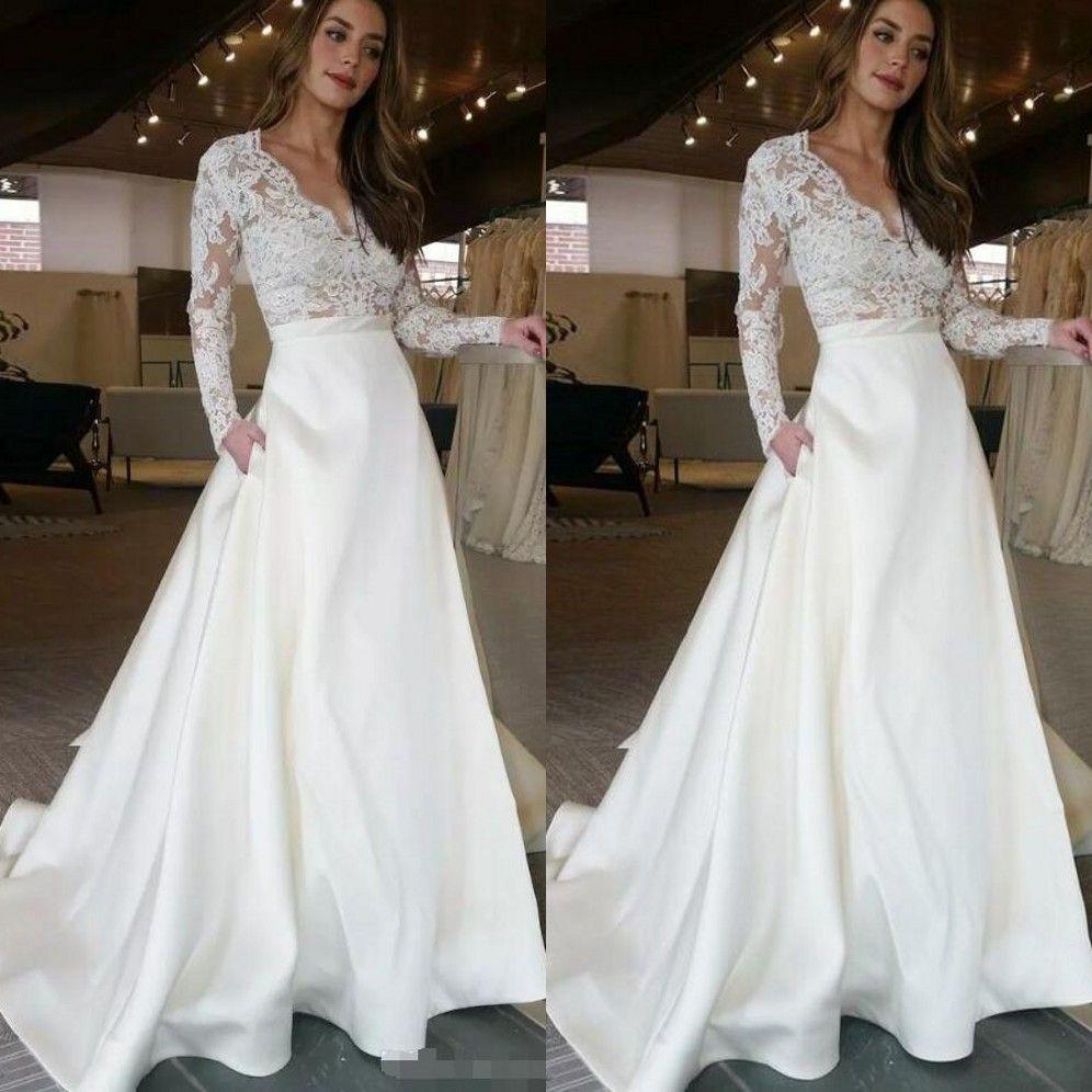 Cheap Strapless Chiffon Sweetheart Beach Wedding Dress Discount Charming  Trumpet Bateau Wedding Dress 35caba53f6bb