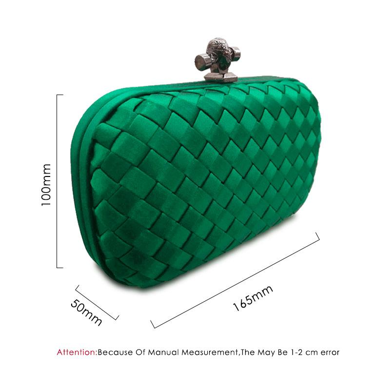 Casual Women Day Clutch Ladies Purse Chain Handbags Women Evening Bag Purple Bride Wedding Party Toiletry Hand Bags Clutches