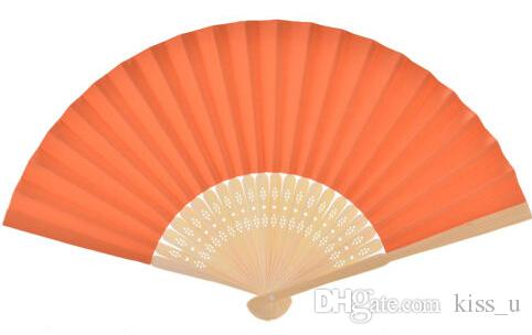 Chinese Style Luxurious Paper Fold hand Fan in Elegant Laser Cut Gift Party Favors/wedding Gifts