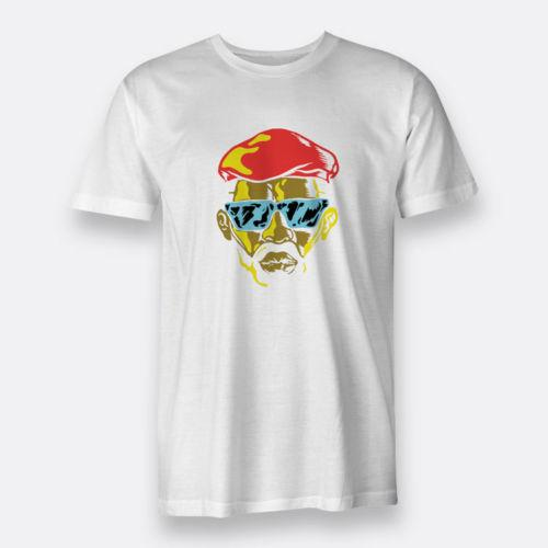 33d5c303 The Face Art Major Lazer White Men'S Tees Size S 3XL T Shirt Hip Hop Funny  Tee Mens Tee T Shirt Custom Printed T Shirt Cheap T Shirts For Sale Online  One ...