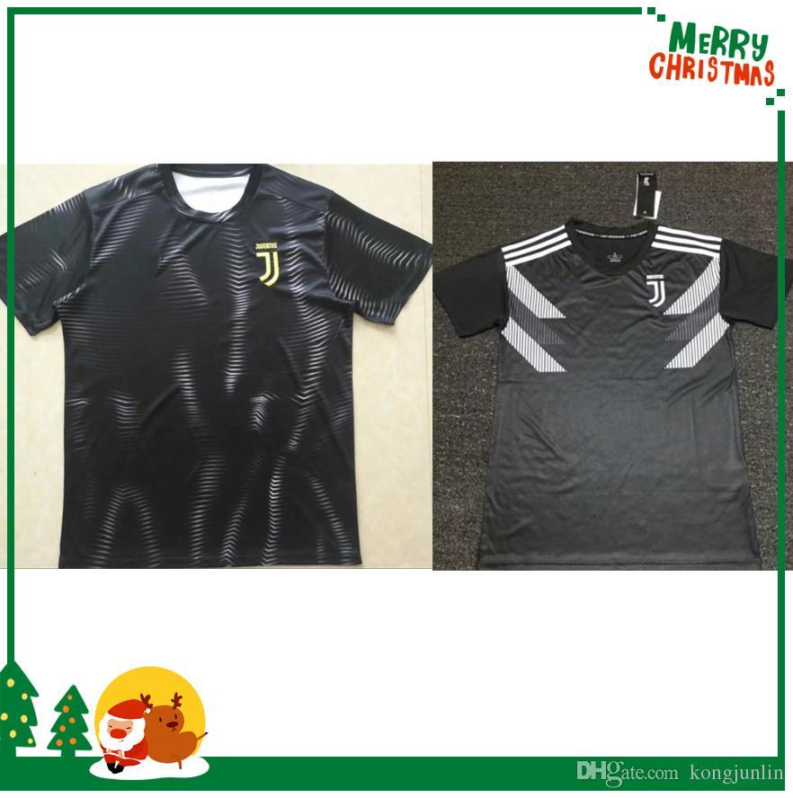 Compre 18 19 Juventus Camisa De Treino 2018 2019 Ronaldo Camisa De Futebol  De Kongjunlin 8f1c71e32302c