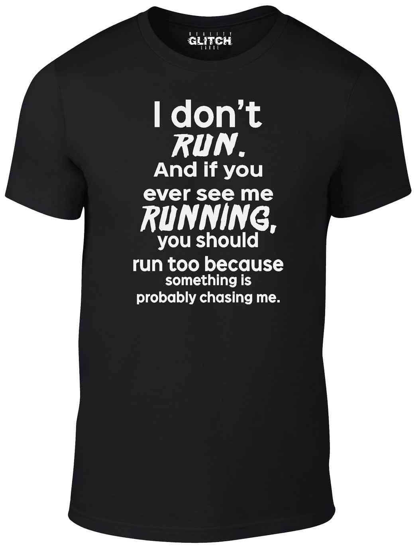 7f231f1a82d Details Zu I Don T Run T Shirt Funny T Shirt Zombie Horror Joke Humor Fancy  Dress Fitness Harajuku Tops T Shirt Fashion Classic Unique Make T Shirts  Online ...