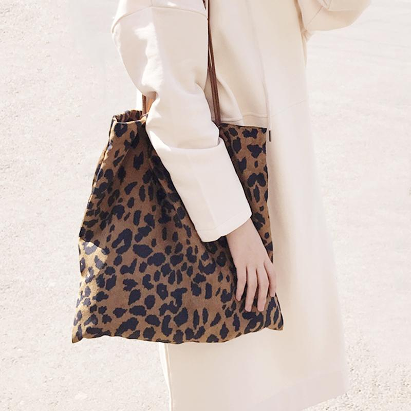 021f192bd5 NEW Women Bag Woman Handbags Leopard Print Casual Tote Shopping Bag Vintage  One Shoulder Bags Fashion Ladies Gift Ladies Purse Leather Briefcase From  Drdre