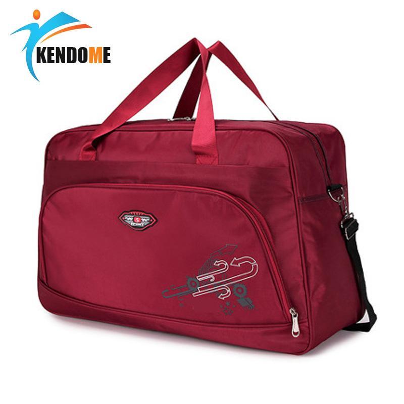 01cb191e3782 2019 Large Capacity Sport Bag Training Gym Bag Men Woman Waterproof Fitness  Bags Durable Multi Function Handbag Outdoor Tote Yoga From Ranshu